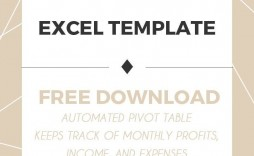 001 Amazing Excel Busines Expense Tracking Template Highest Clarity