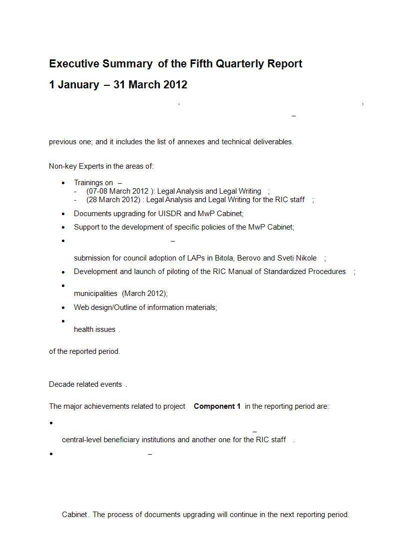 001 Amazing Executive Summary Template Doc Design  Document Example GoogleFull