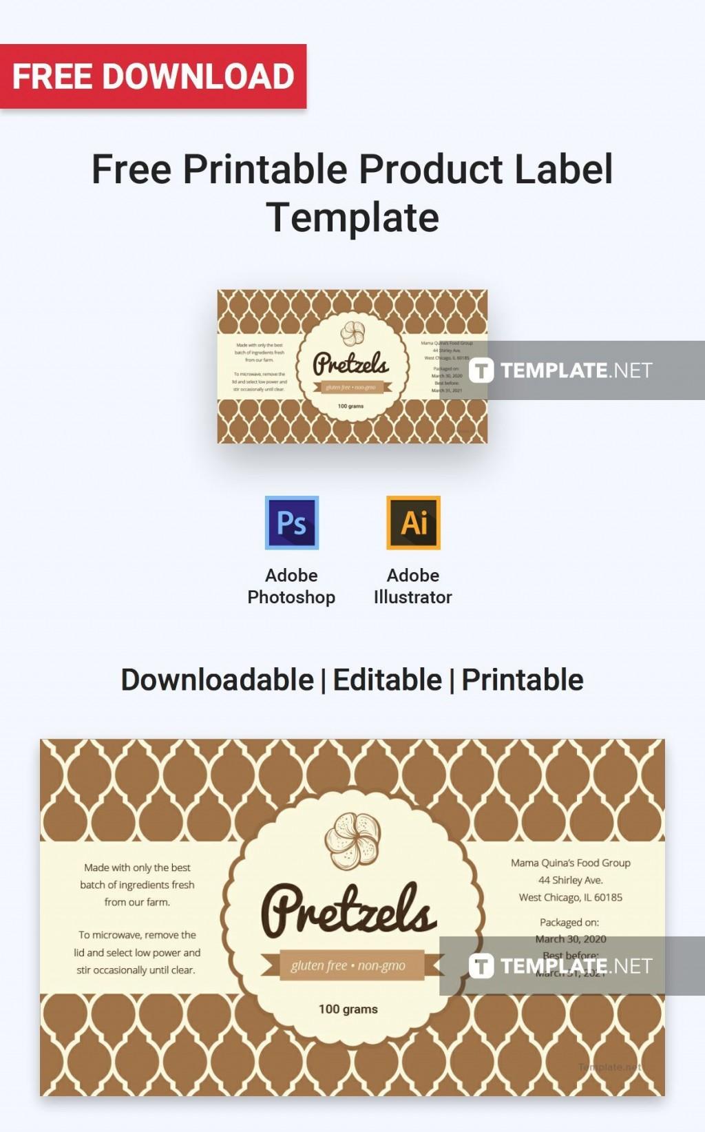 001 Amazing Free Food Label Design Template High Def  Templates DownloadLarge