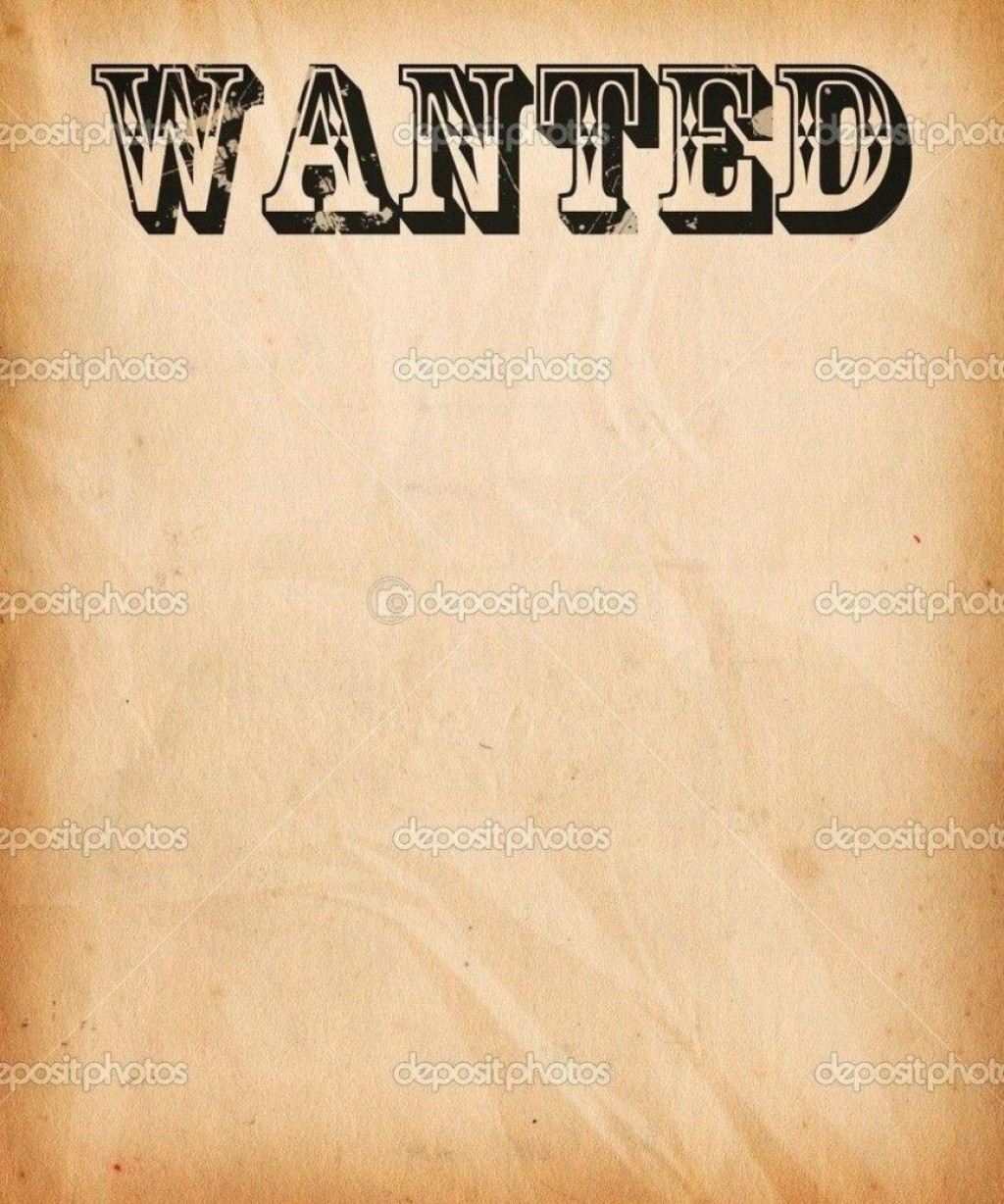 001 Amazing Free Wanted Poster Template Idea  For Microsoft Word Download StudentLarge