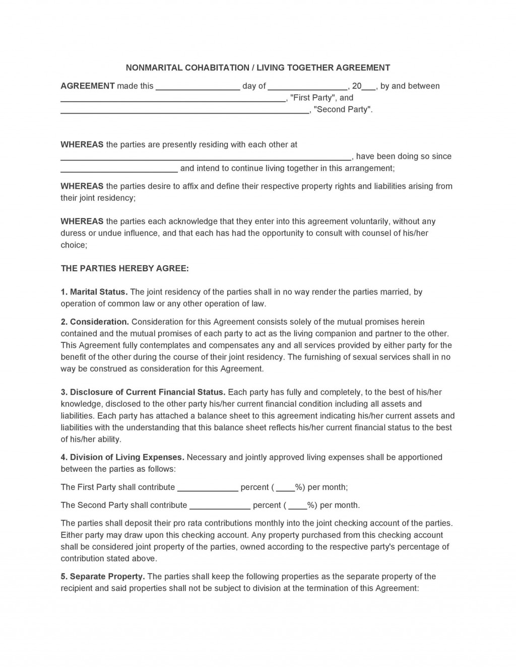 001 Amazing Property Management Contract Template Free Uk Design Large