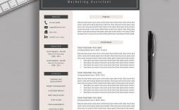 001 Amazing Resume Template Microsoft Word 2019 Concept  Free