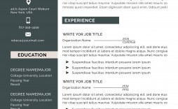 001 Amazing Student Resume Template Word Concept  High School Free Graduate Law