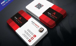 001 Archaicawful Blank Busines Card Template Psd Free Download Idea  Photoshop