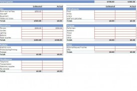 001 Archaicawful Event Planner Budget Template Excel Idea  Party Planning Spreadsheet