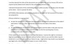 001 Archaicawful Final Payment Demand Letter Template High Def  Sample