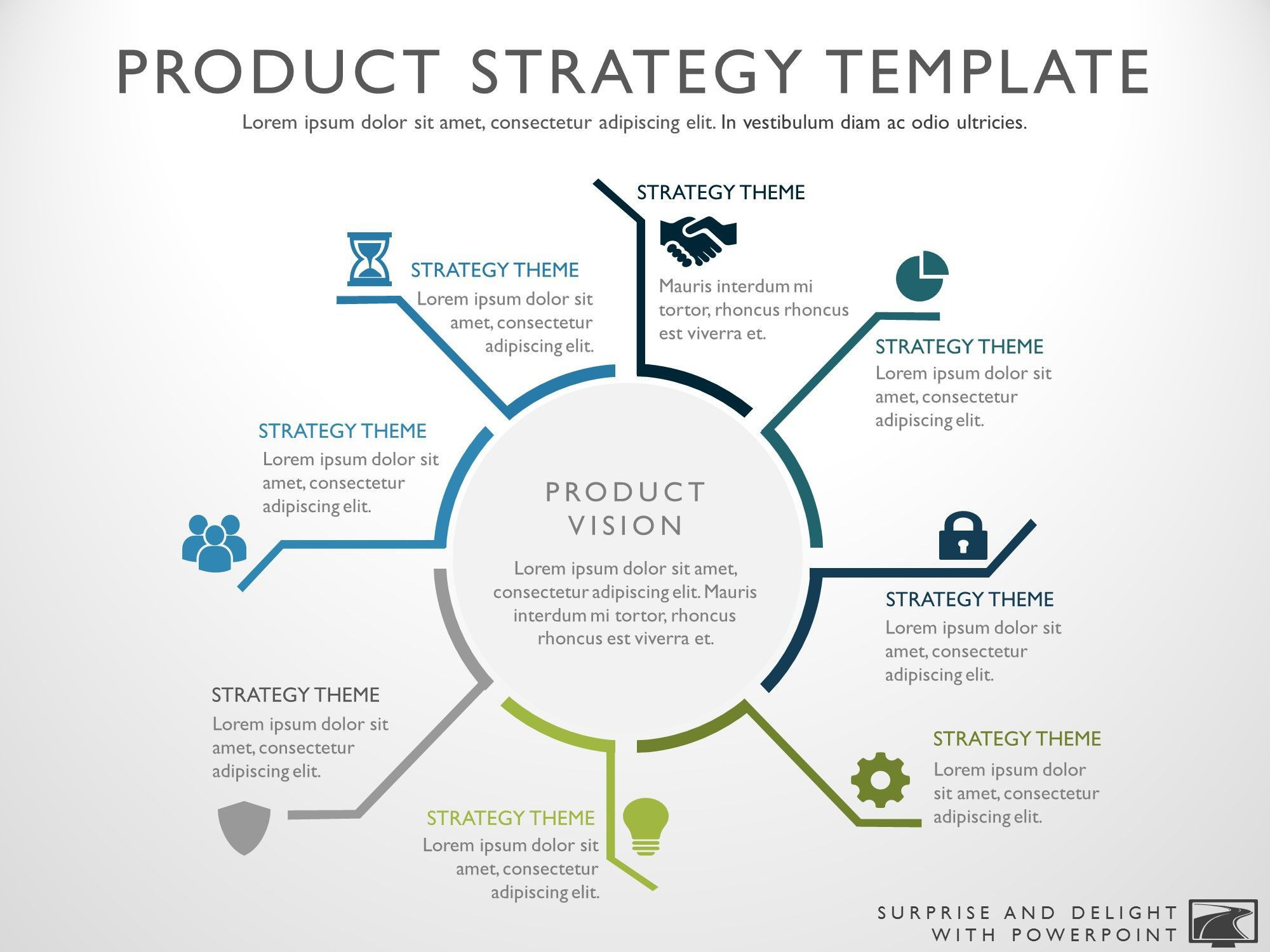 001 Archaicawful Free Product Launch Plan Template Ppt Image Full