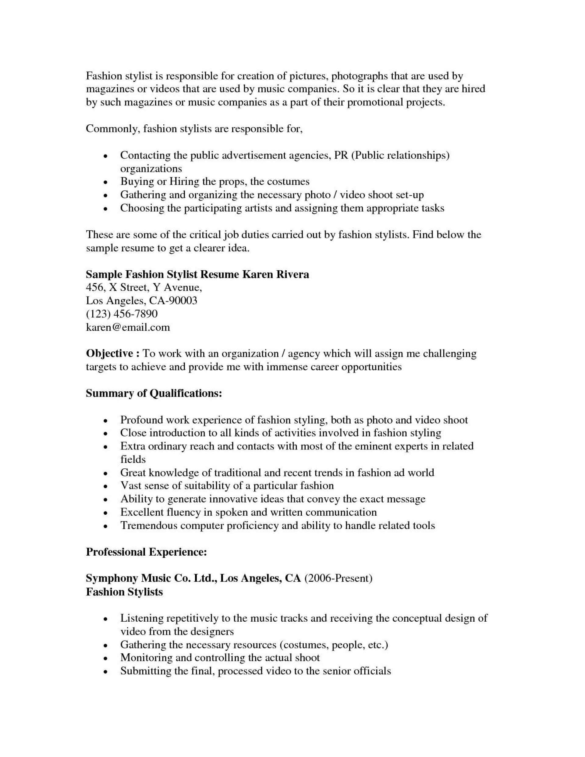001 Archaicawful Hair Stylist Resume Template Idea  Word Free Download1920