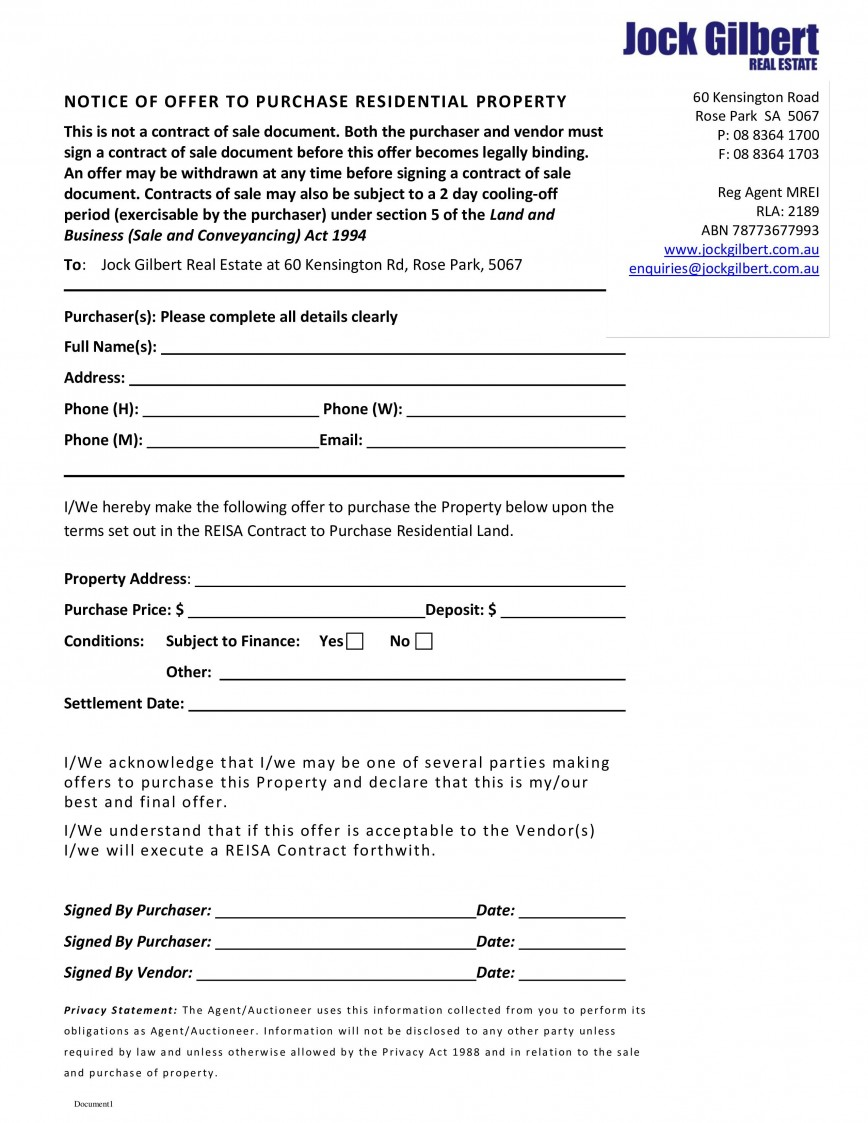 001 Archaicawful House Offer Letter Template High Resolution  Property Uk Purchase