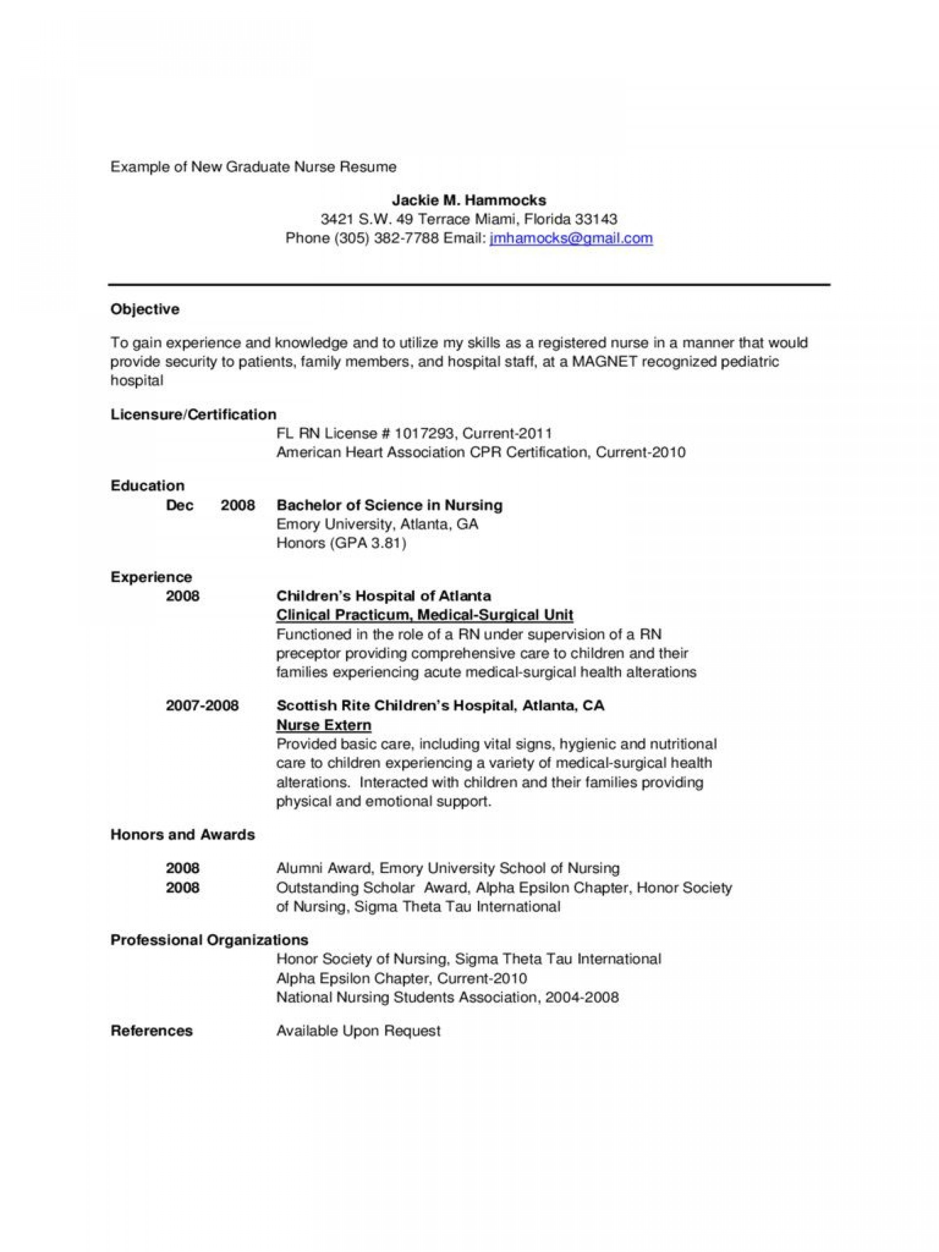001 Archaicawful Resume Template For Nurse High Resolution  Sample Nursing Assistant With No Experience Rn' Free1920