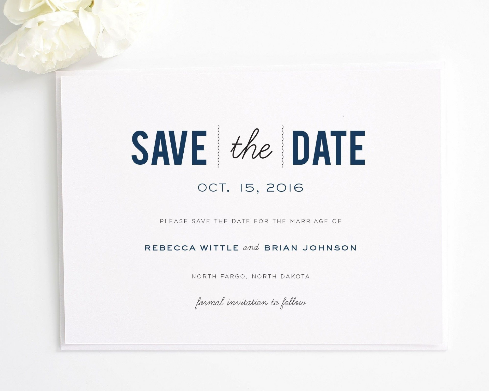 001 Archaicawful Save The Date Template Word Highest Quality  Free Customizable For Holiday Party1920