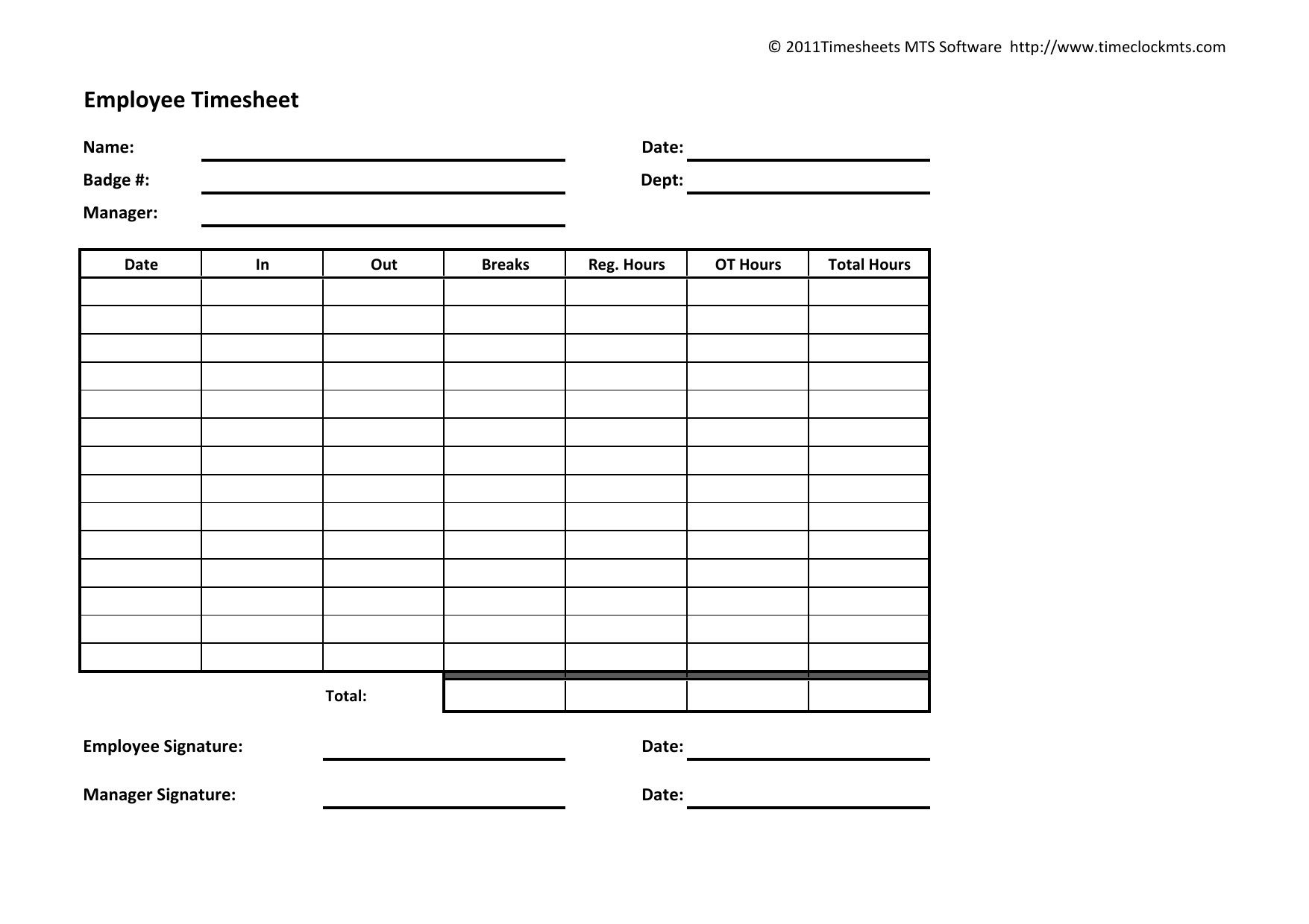 001 Archaicawful Time Card Template Free High Def  Calculator Excel Monthly Biweekly TimesheetFull