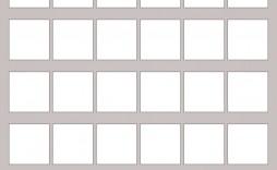 001 Astounding 30 Day Calendar Template Idea  Pdf Free Blank