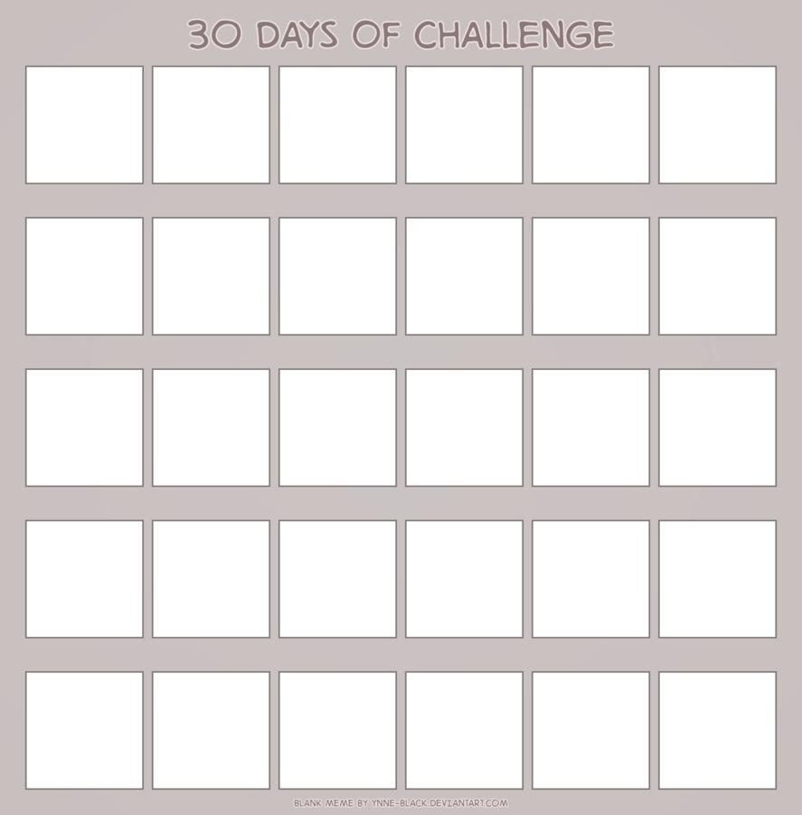 001 Astounding 30 Day Calendar Template Idea  Pdf Free BlankFull