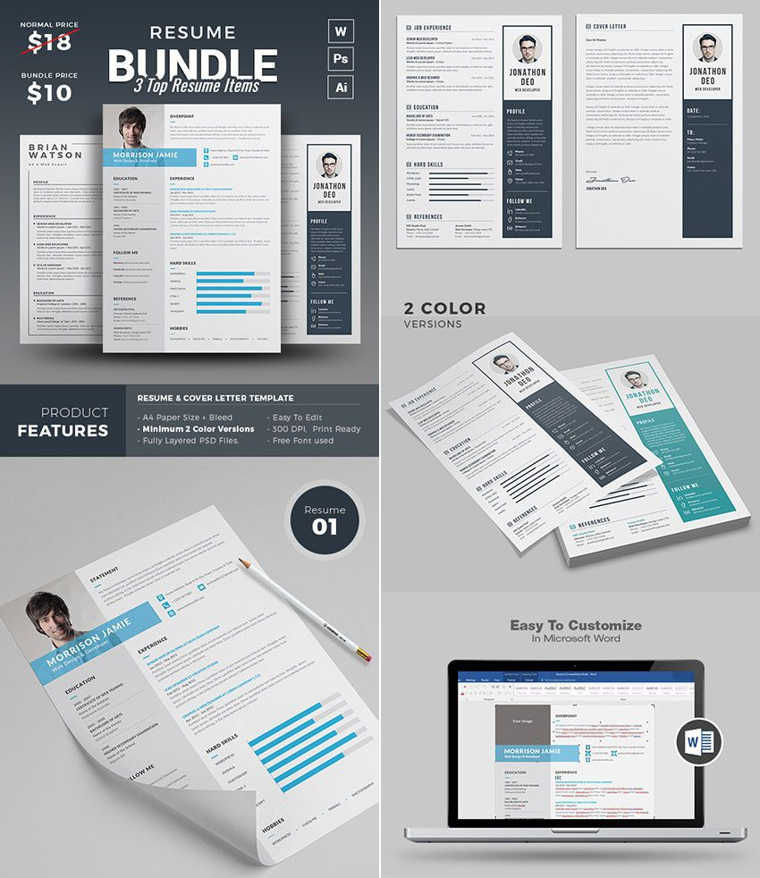001 Astounding Microsoft Word Portfolio Template High Def  Career Professional Free DownloadFull