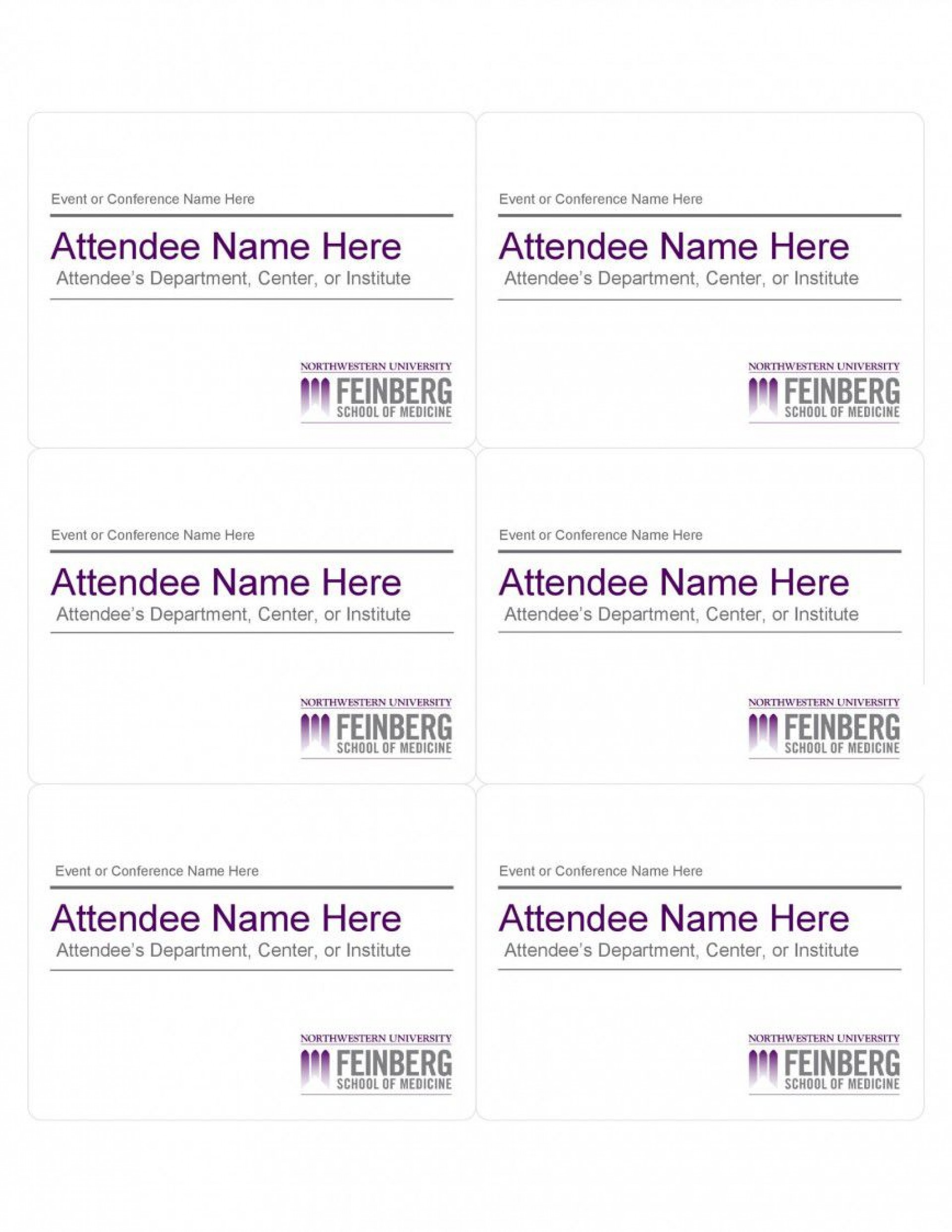 001 Astounding Name Badge Template Word Photo  Free Download 2010 Avery 53921920