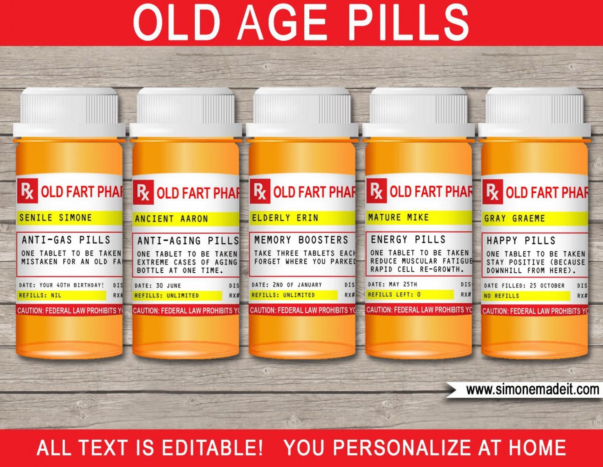 001 Astounding Pill Bottle Label Template High Def  Vintage Medicine Printable Free1920