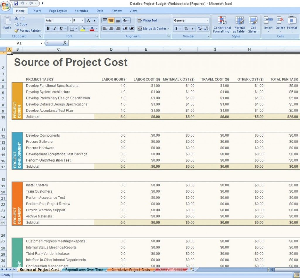 001 Astounding Project Management Template Free Download Example  Excel WebsiteFull