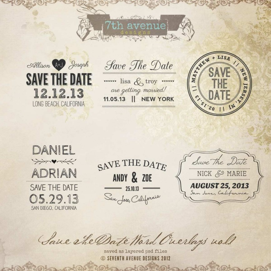 001 Astounding Save The Date Word Template High Definition  Microsoft Free Flyer