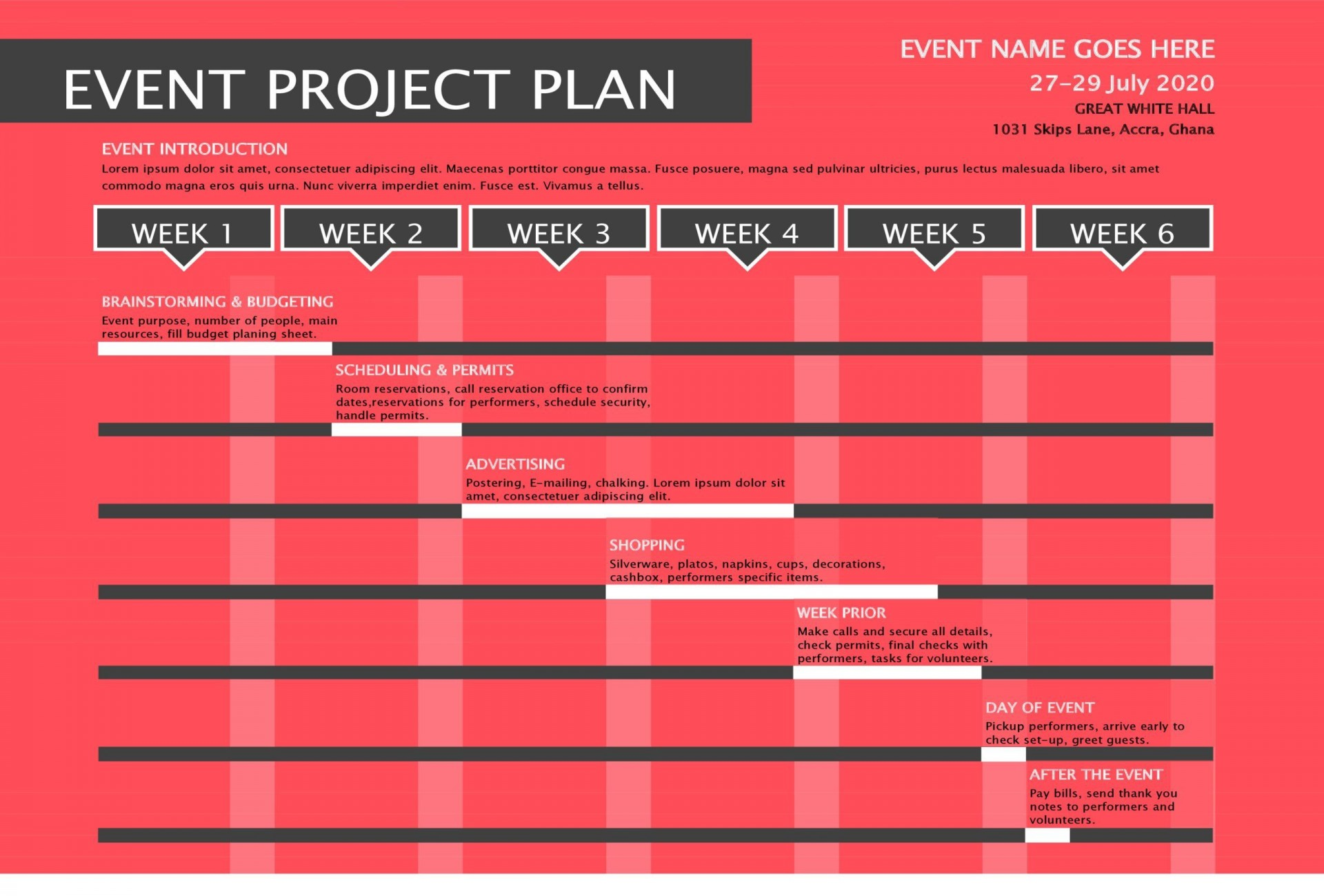 001 Astounding Simple Project Management Plan Template Excel High Definition 1920