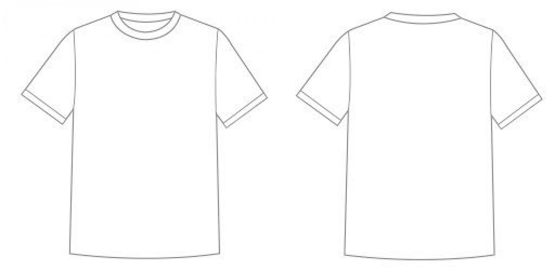 001 Astounding T Shirt Design Template Psd High Definition  Blank T-shirt Editable1920