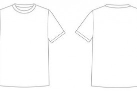 001 Astounding T Shirt Design Template Psd High Definition  Blank T-shirt Free Download Layout Photoshop