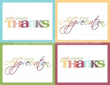 001 Astounding Thank You Note Template Free Printable Highest Quality 360
