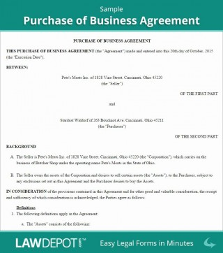 001 Awesome Busines Sale Agreement Template Image  Western Australia Free Uk Download South Africa320