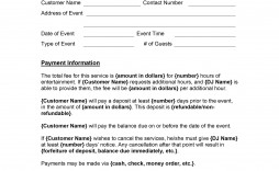 001 Awesome Disc Jockey Contract Template Highest Clarity  Disk Free