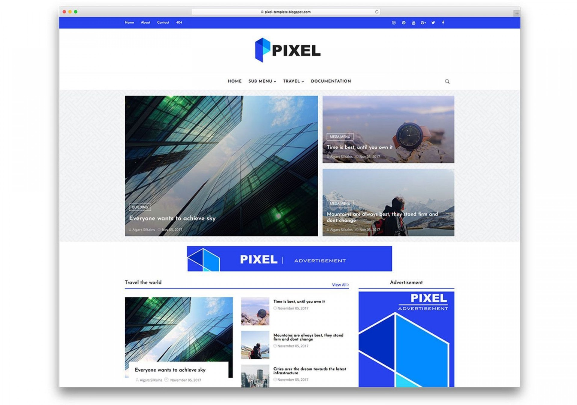 001 Awesome Free Seo Responsive Blogger Template Highest Clarity  Templates1920