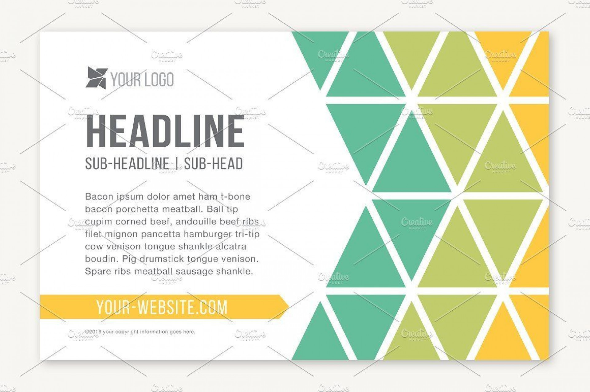 001 Awesome Half Page Flyer Template High Resolution  Templates Google Doc Free Word Canva1920