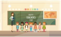 001 Awesome Ppt Template For Teacher Inspiration  Teachers Free Download Powerpoint Education Kindergarten