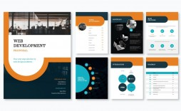 001 Awesome Web Design Proposal Template Free Picture  Freelance Download