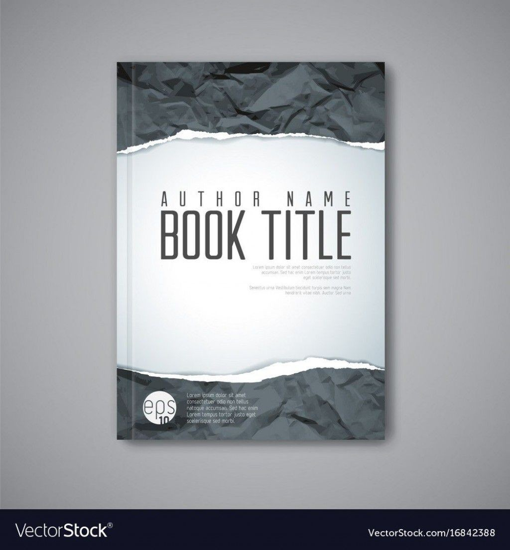 001 Awful Book Cover Template Free Download Image  Illustrator Design Vector IllustrationLarge