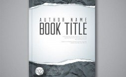 001 Awful Book Cover Template Free Download Image  Illustrator Design Vector Illustration