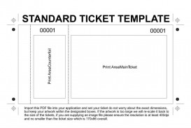 001 Awful Concert Ticket Template Google Doc Highest Clarity