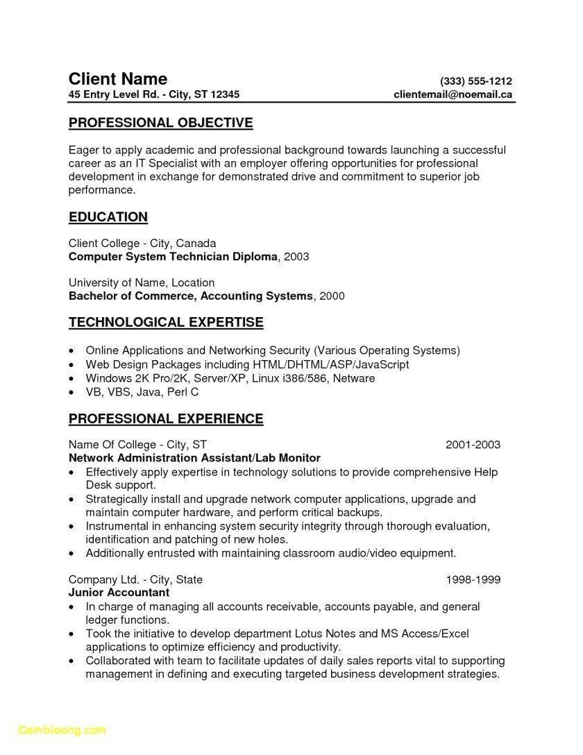 001 Awful Entry Level Resume Template Word Highest Clarity  Free ForFull