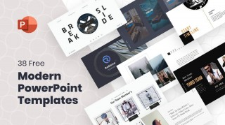 001 Awful Free Download Ppt Template For Technical Presentation Highest Quality  Simple Project Sample320