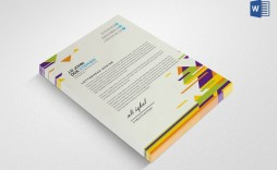 001 Awful Free Letterhead Template Download Example  Word Psd Sample
