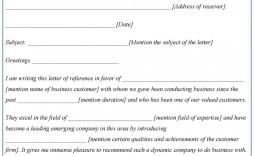 001 Awful Free Reference Letter Template Photo  Personal Character For Employee Employment