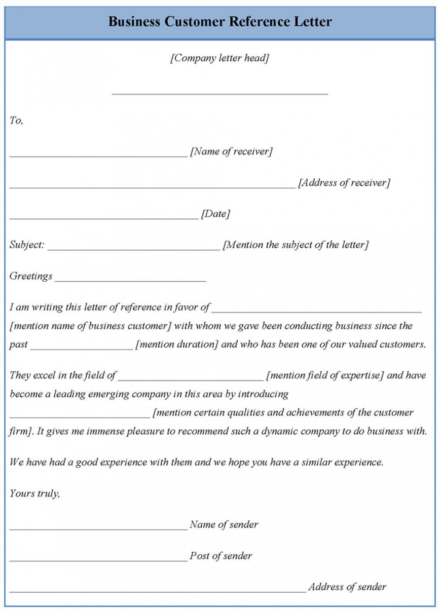 001 Awful Free Reference Letter Template Photo  Word Character For Court Personal