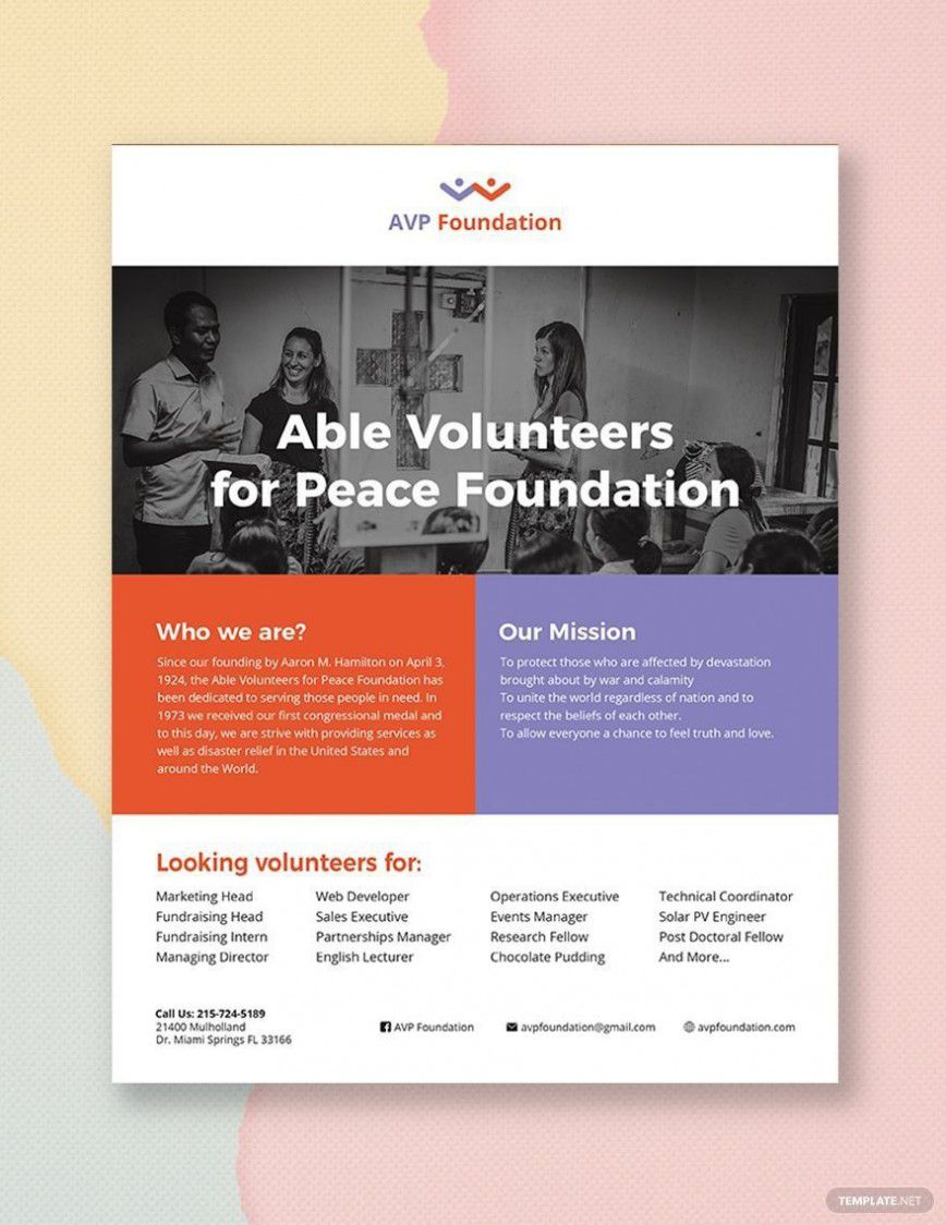 001 Awful Fundraiser Flyer Template Microsoft Word High Definition