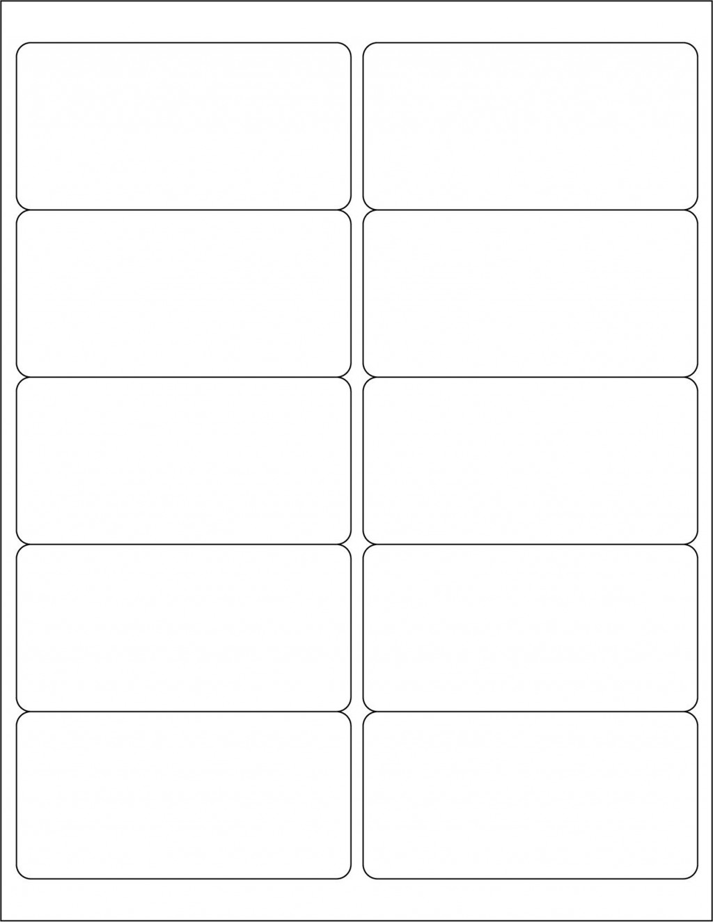 001 Awful Label Template For Word Design  Avery 14 Per Sheet Free 21 A4Large