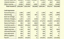 001 Awful Line Item Budget Format Example  Sample Template Spreadsheet