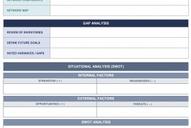 001 Awful Strategic Planning Template Free Highest Clarity  Account Plan Ppt