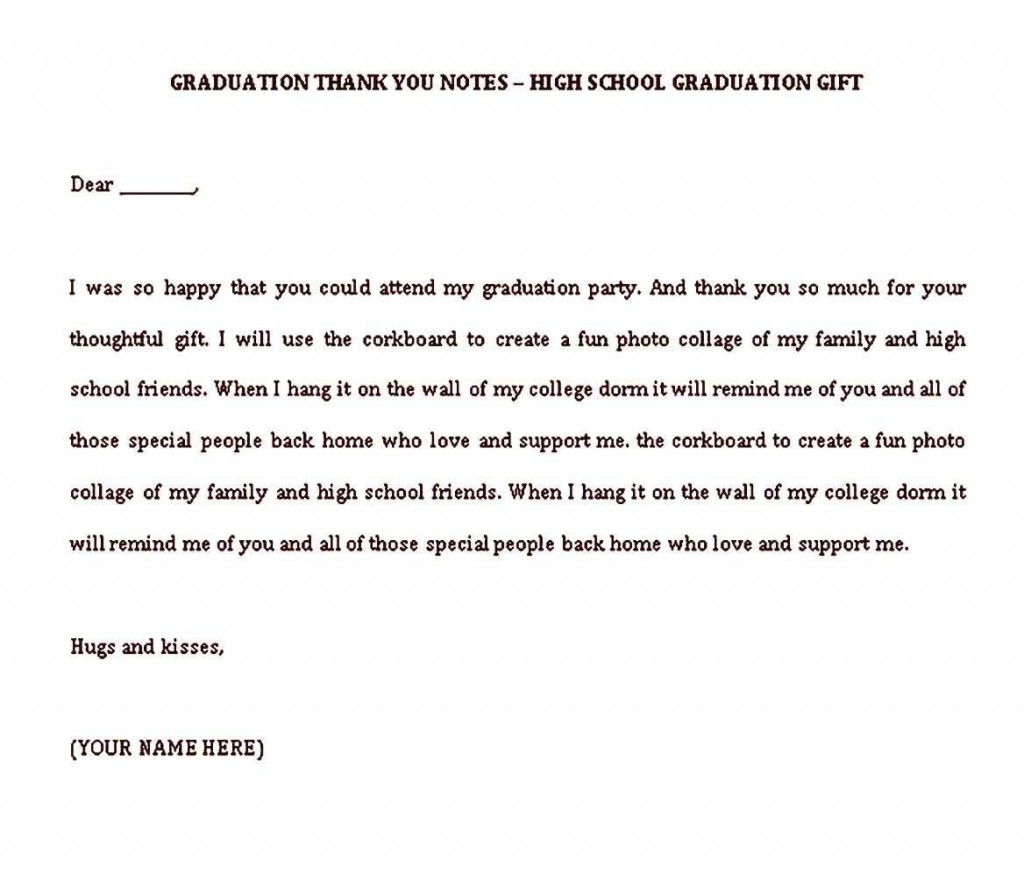 001 Awful Thank You Note Template For Money Idea  Card Wording Wedding Example Donation GraduationLarge