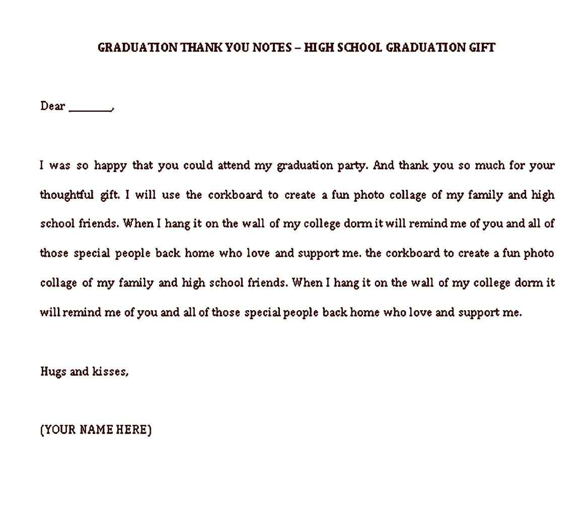 001 Awful Thank You Note Template For Money Idea  Card Wording Wedding Example Donation GraduationFull