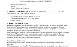 001 Beautiful Busines Service Contract Template Example  Small Agreement