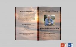 001 Beautiful Catholic Funeral Program Template Picture  Mas Layout Free