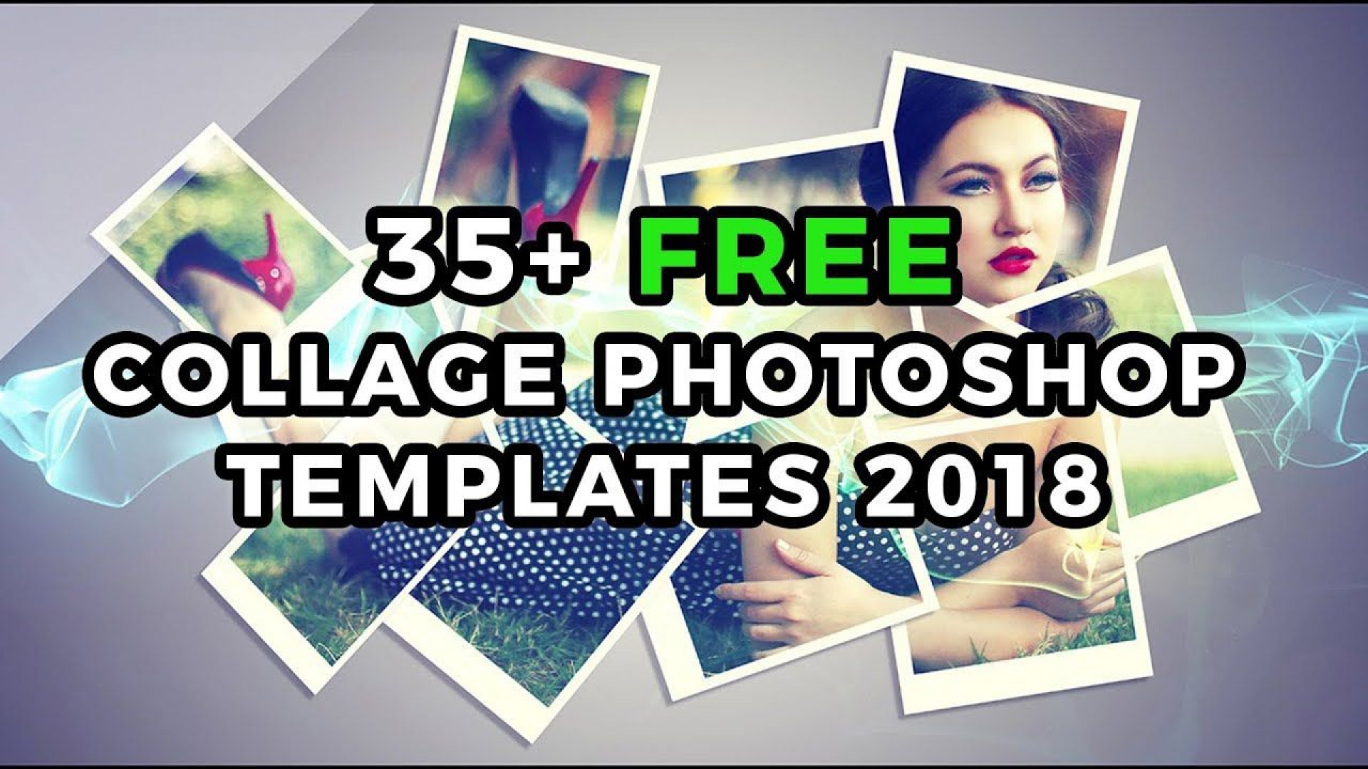 001 Beautiful Free Photo Collage Template Psd Sample  Heart Shaped Download1920